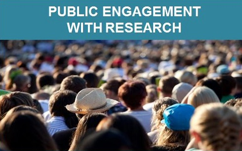 Public Engagement with Research Awards image